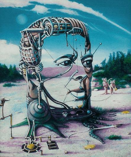 La pittura automatica di André Masson