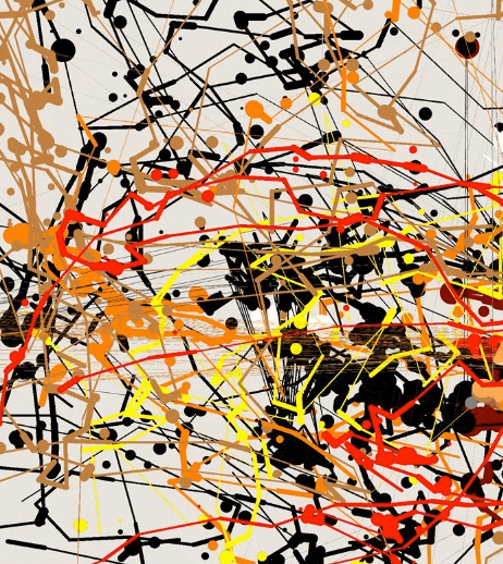 "Jackson Pollock: ""I am in the painting"""